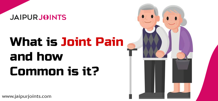 What is joint pain and how common is it?