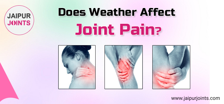 Does Weather affect Joint Pain?
