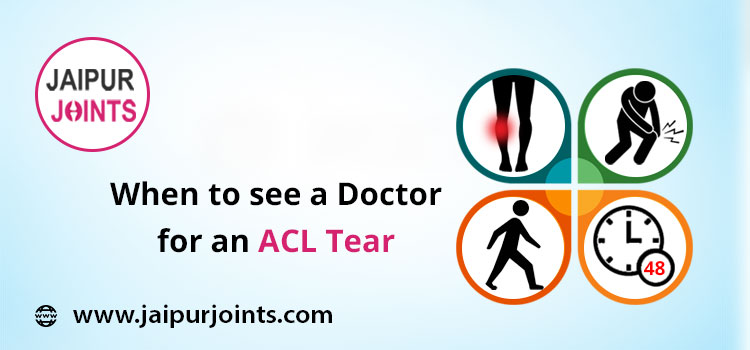 When to see a Doctor for an ACL Tear